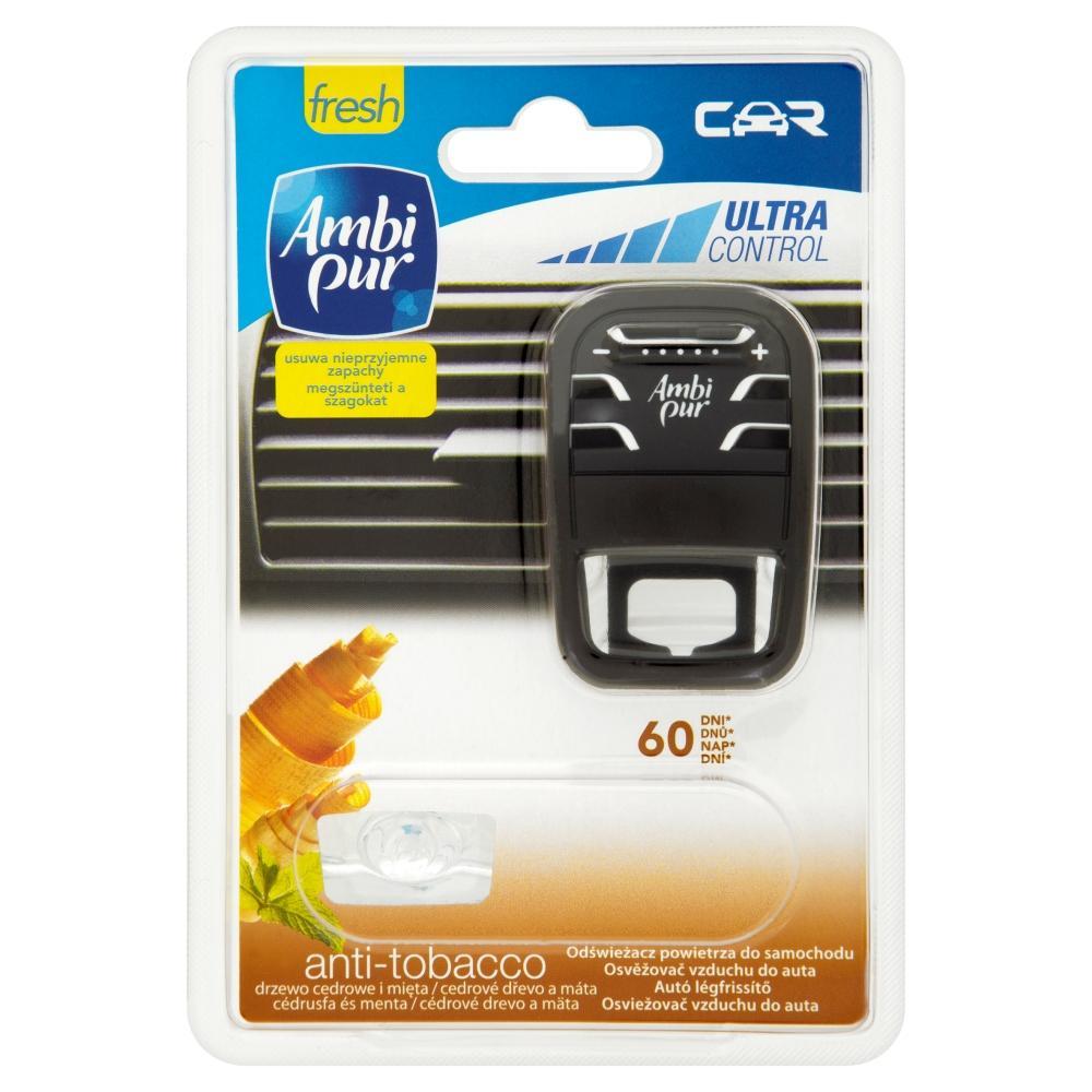 AMBI PUR Car Citrus osvěžovač vzduchu do auta s náplní 7 ml