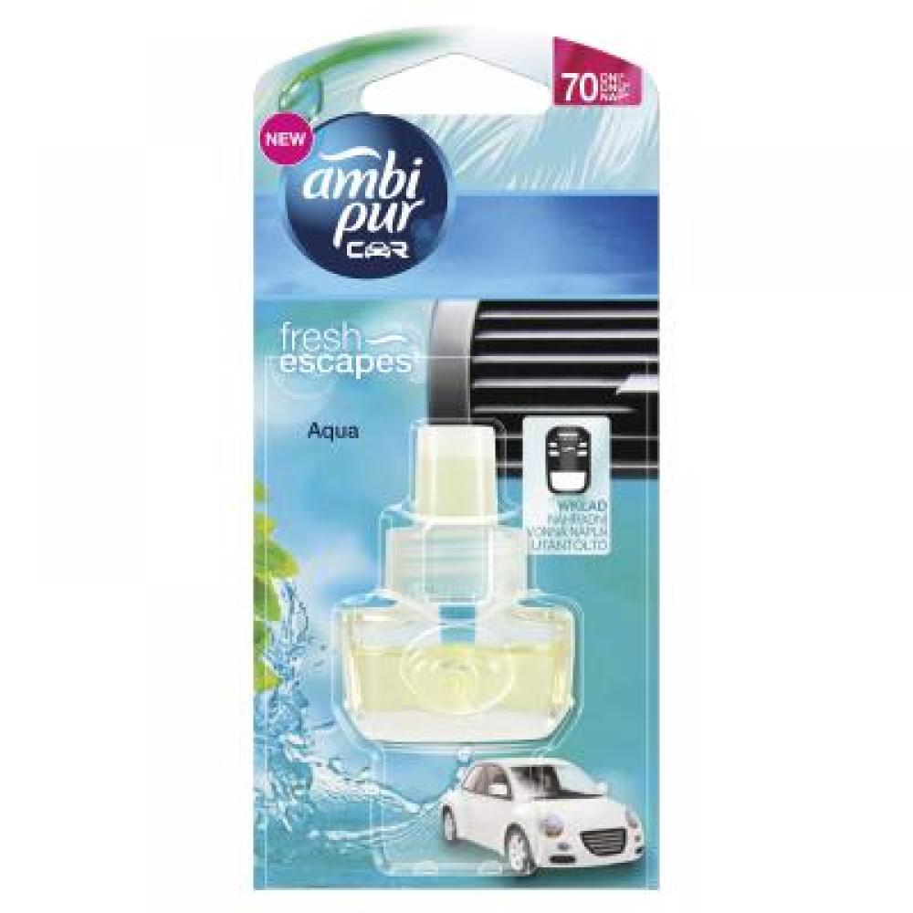 AMBI PUR car3 aqua náplň 7ml