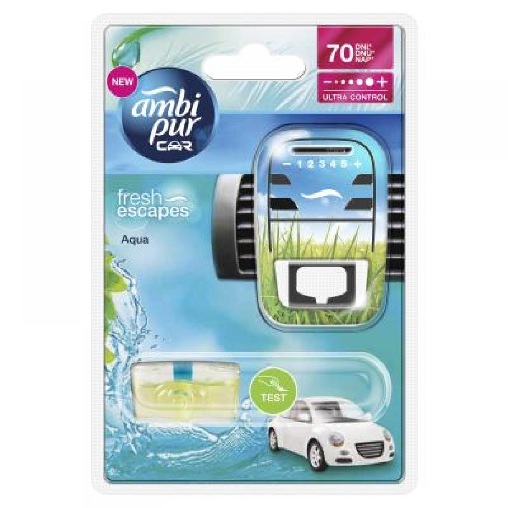 AMBI PUR car3 aqua strojek 7ml