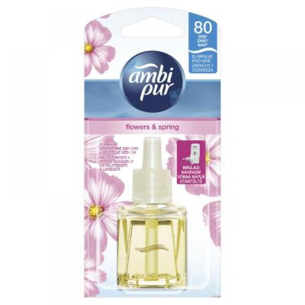 Ambi Pur elektric náplň 20 ml April Spring Bree