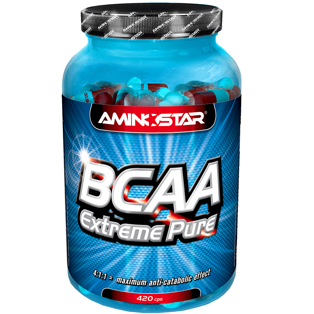 Aminostar BCAA Extreme Pure 420 tablet