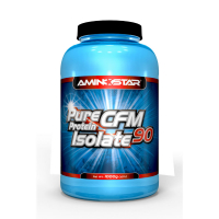 AMINOSTAR Pure CFM Protein Isolate 90% 1000 g - Jahoda