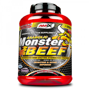 AMIX Anabolic Monster BEEF 90% Protein chocolate 1000 g
