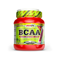 AMIX BCAA Micro Instant Juice 500 g, Fresh black cherry