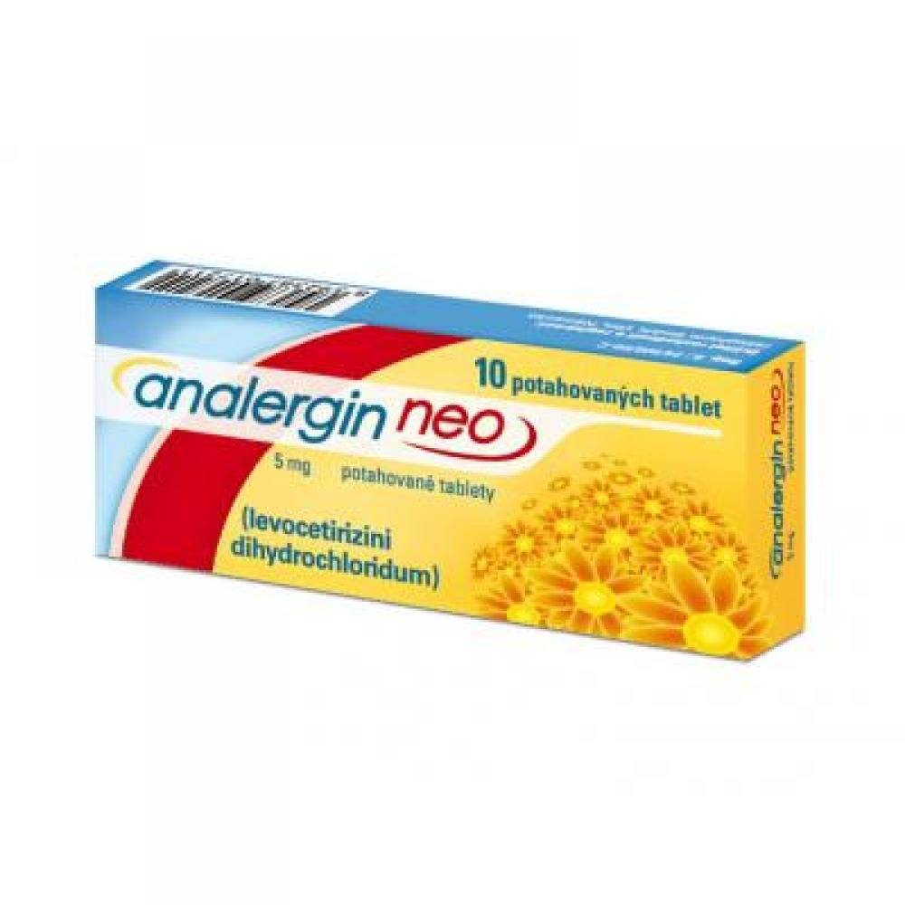 ANALERGIN Neo 5 mg x 10 tablet