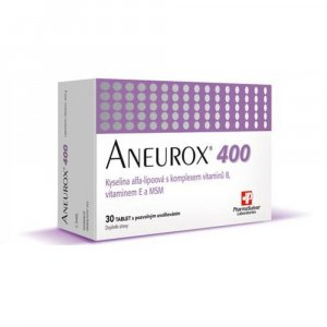 ANEUROX 400 PharmaSuisse 30 tablet