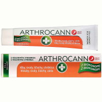 ANNABIS Arthrocann hřejivý 75ml