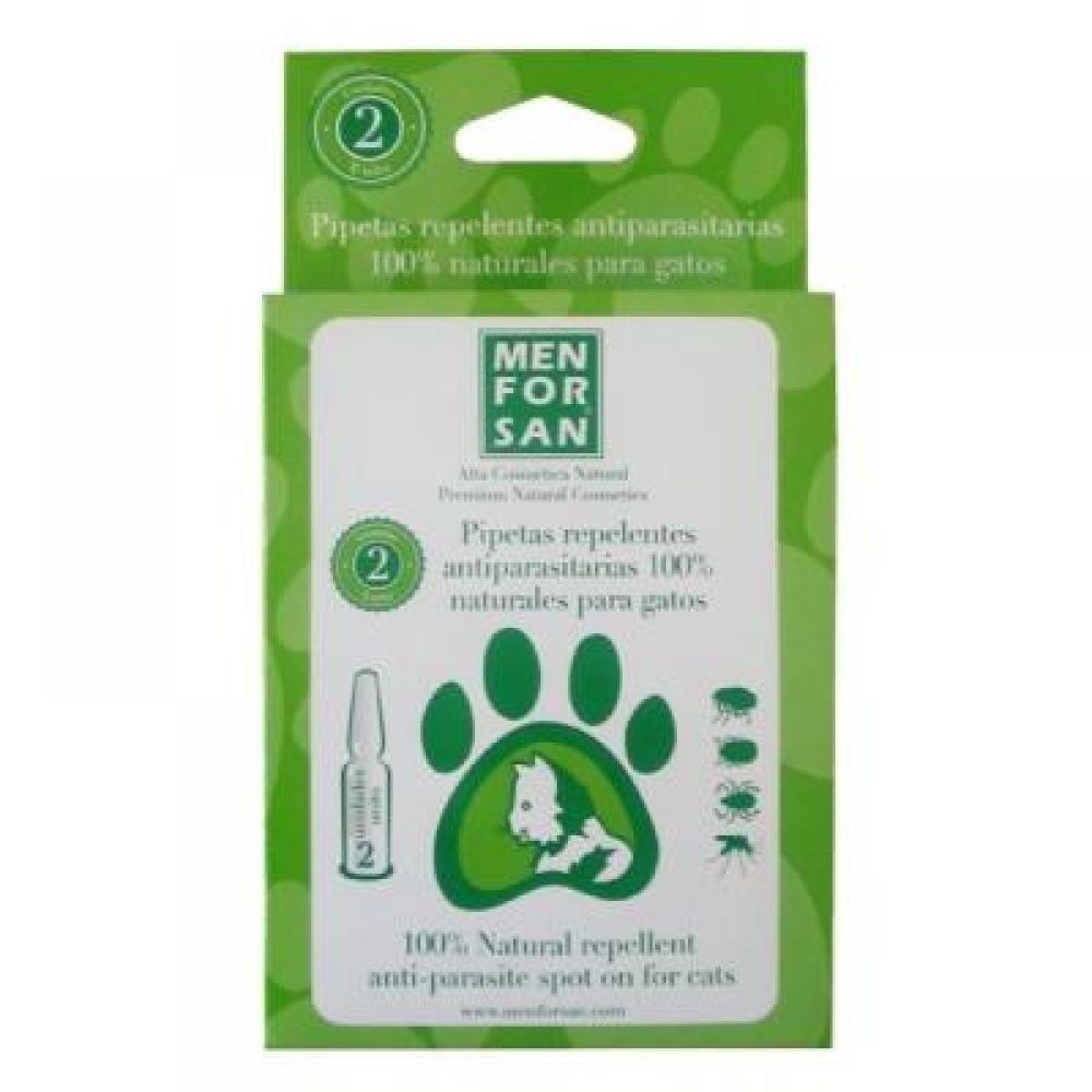 Antiparazitní pipety pro kočky 2 kusy
