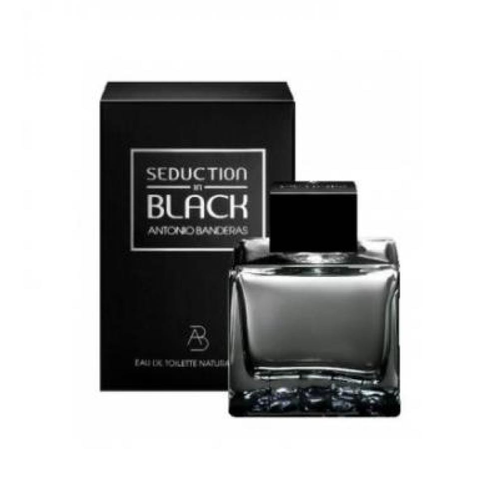 Antonio Banderas Seduction in Black Toaletní voda 100ml