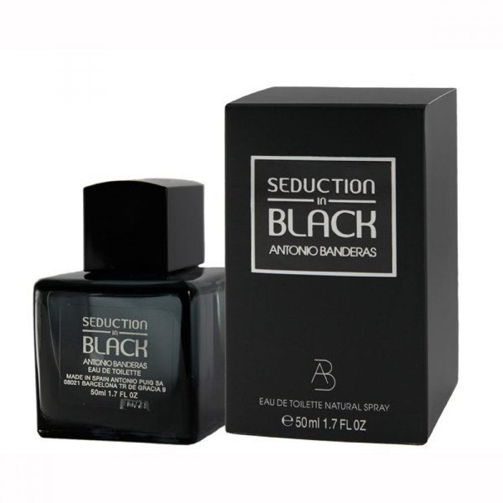 Antonio Banderas Seduction in Black Toaletní voda 50ml