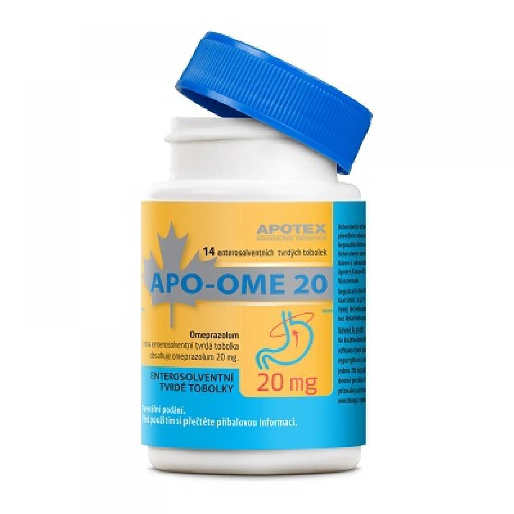 APO-OME 20 mg 14 tobolek