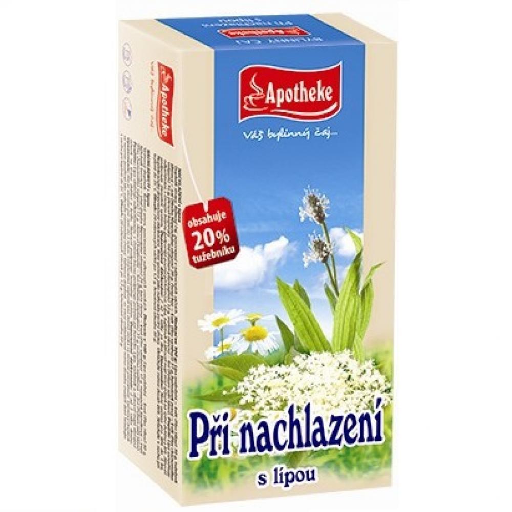 APOTHEKE Při nachlazení čaj 20x1,5 g