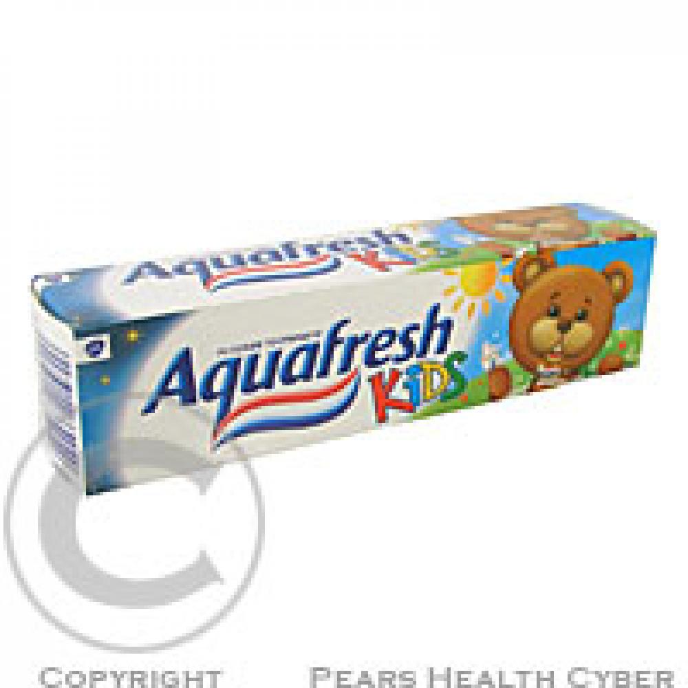 Aquafresh for kids zubní pasta pro děti 50ml