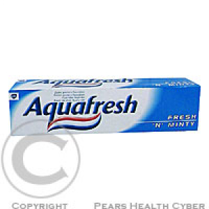 Aquafresh Fresh'n'Minty zubní pasta 50ml