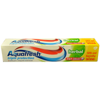AQUAFRESH Total Care Herbal zubní pasta 125 ml
