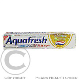 Aquafresh Whitening Multi-Action bělící z.past75ml