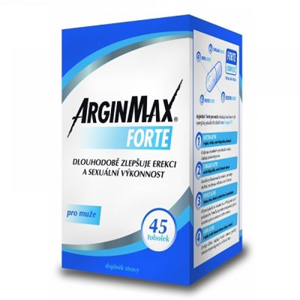 SIMPLY YOU ArginMax Forte pro muže 45 tobolek