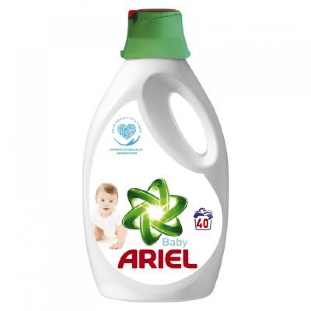ARIEL Baby Prací gel 2600 ml