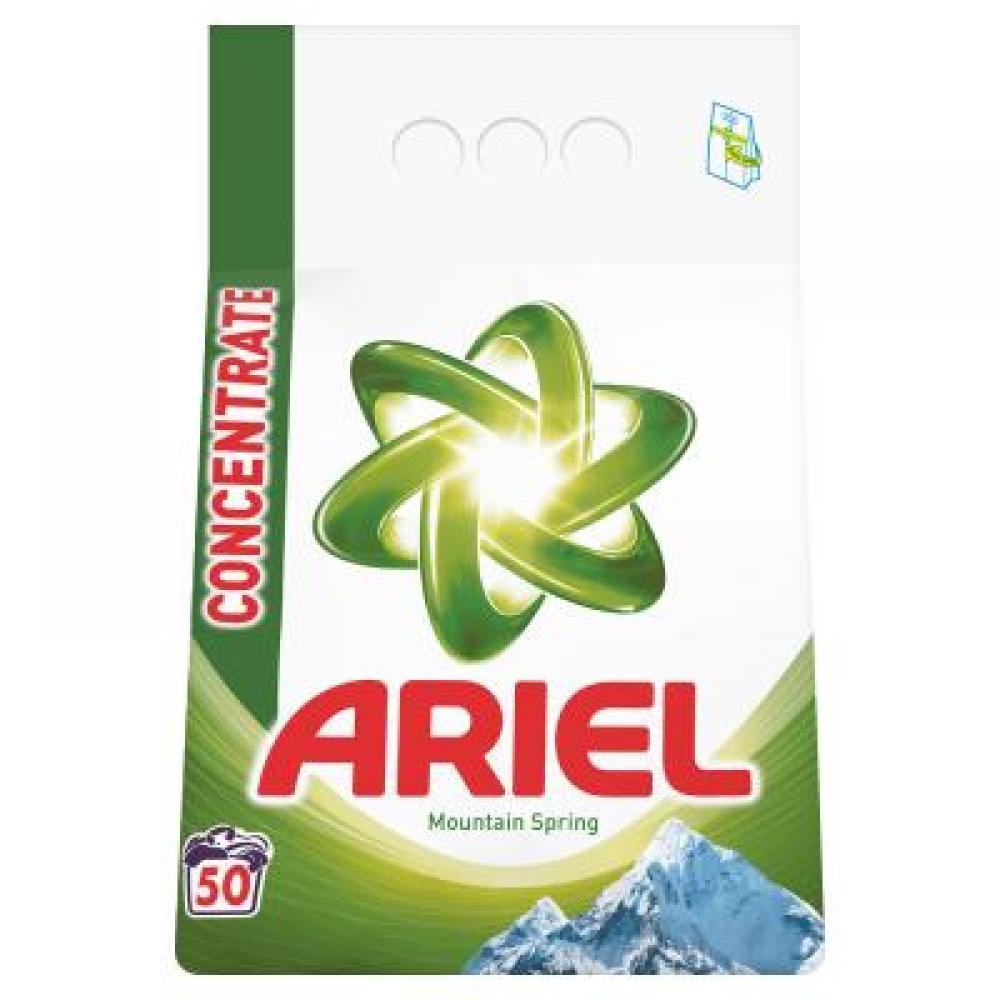 Ariel prášek M.Spring 3,5kg - 50 pracích dávek