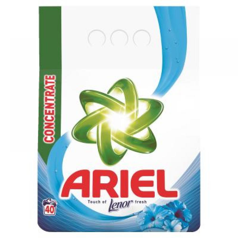 Ariel prášek TOL Fresh 3kg - 40 pracích dávek