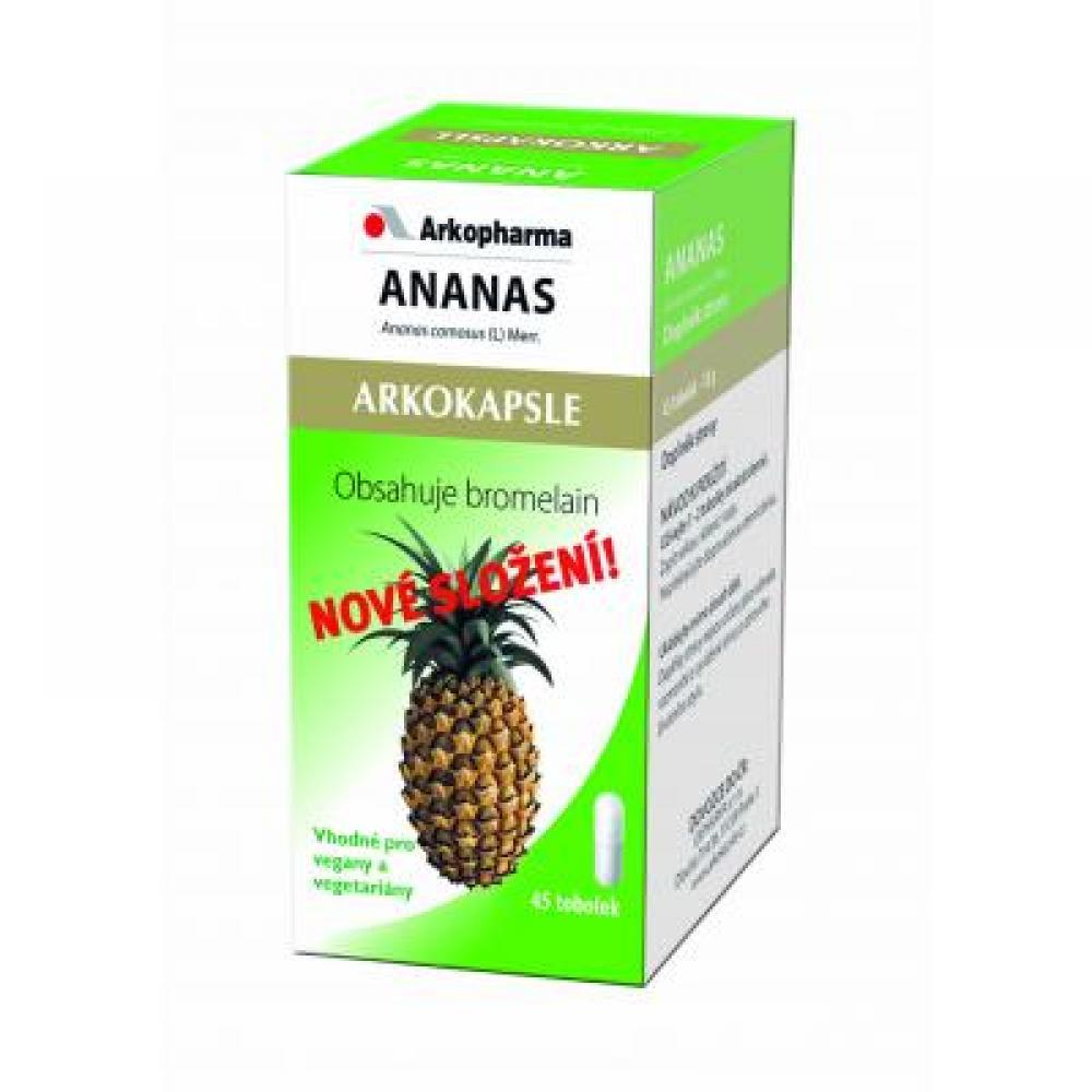 Arkokapsle Ananas 45 kapslí