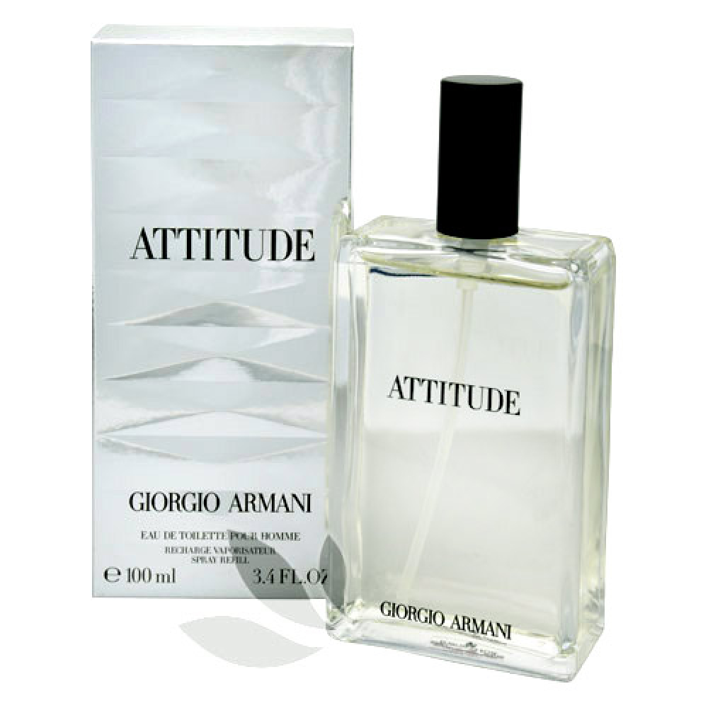 viele möglichkeiten genießen Sie besten Preis neue Liste Armani Attitude - toaletní voda (náplň) (Bez celofánu) 100 ml