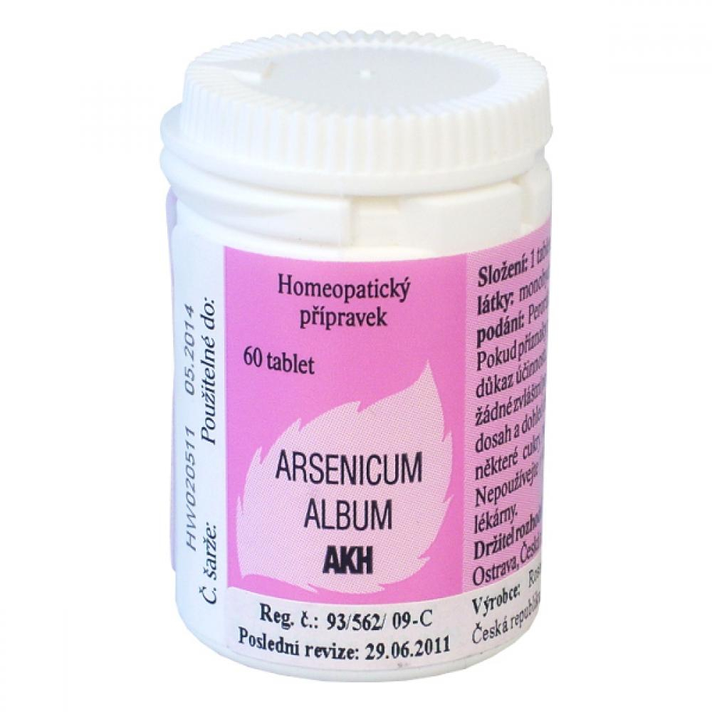 ARSENICUM ALBUM AKH 60 Tablety