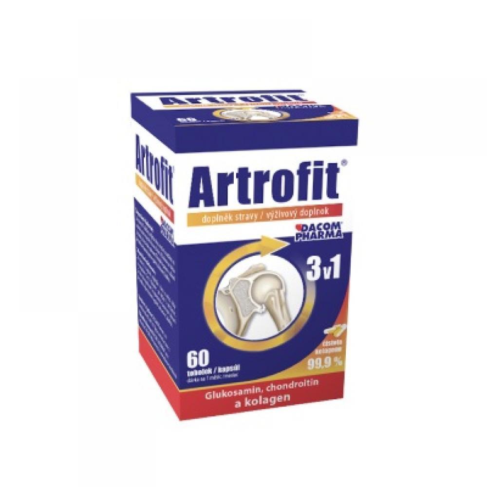 DACOM PHARMA Artrofit 3v1 60 tobolek