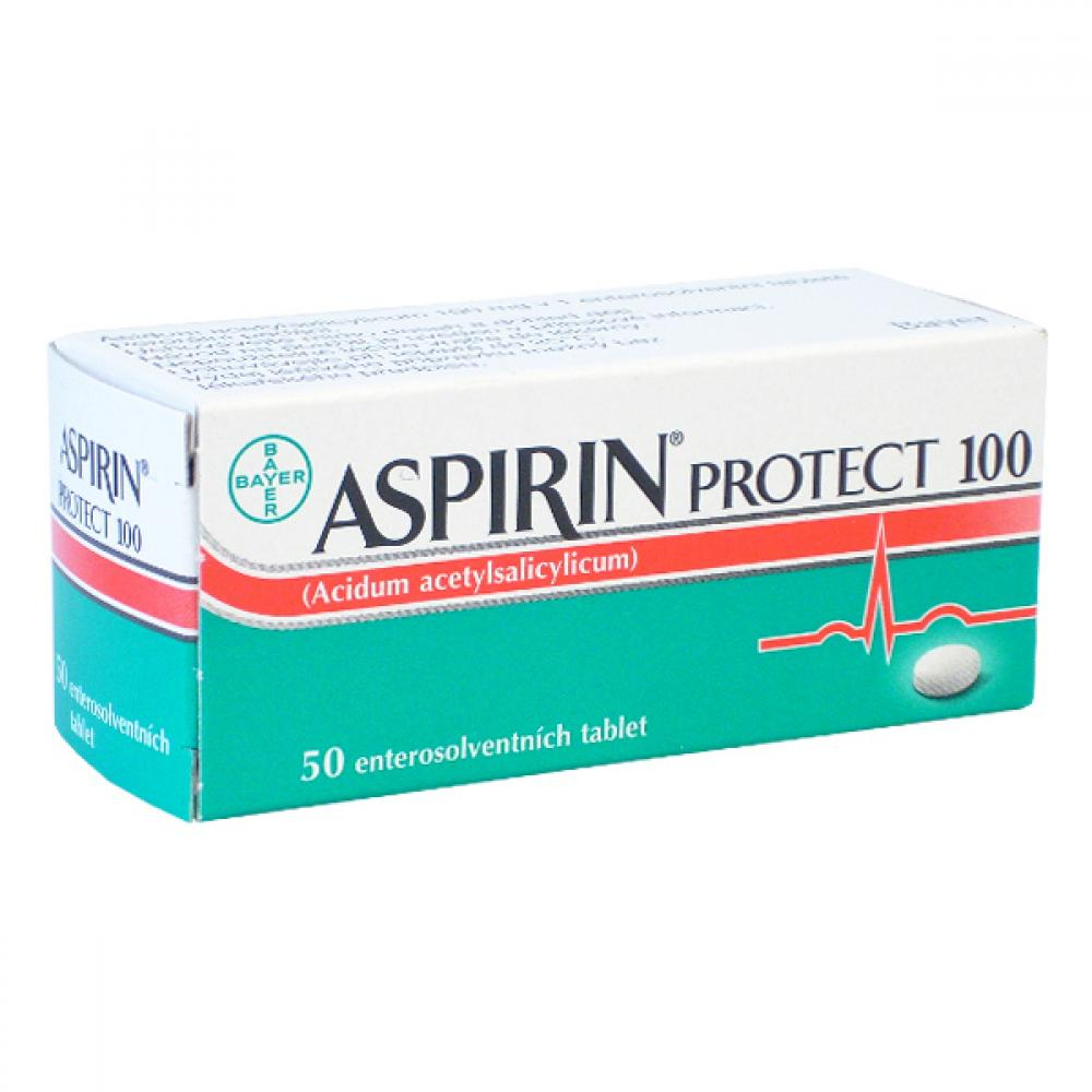 ASPIRIN PROTECT 100 mg 50 tablet