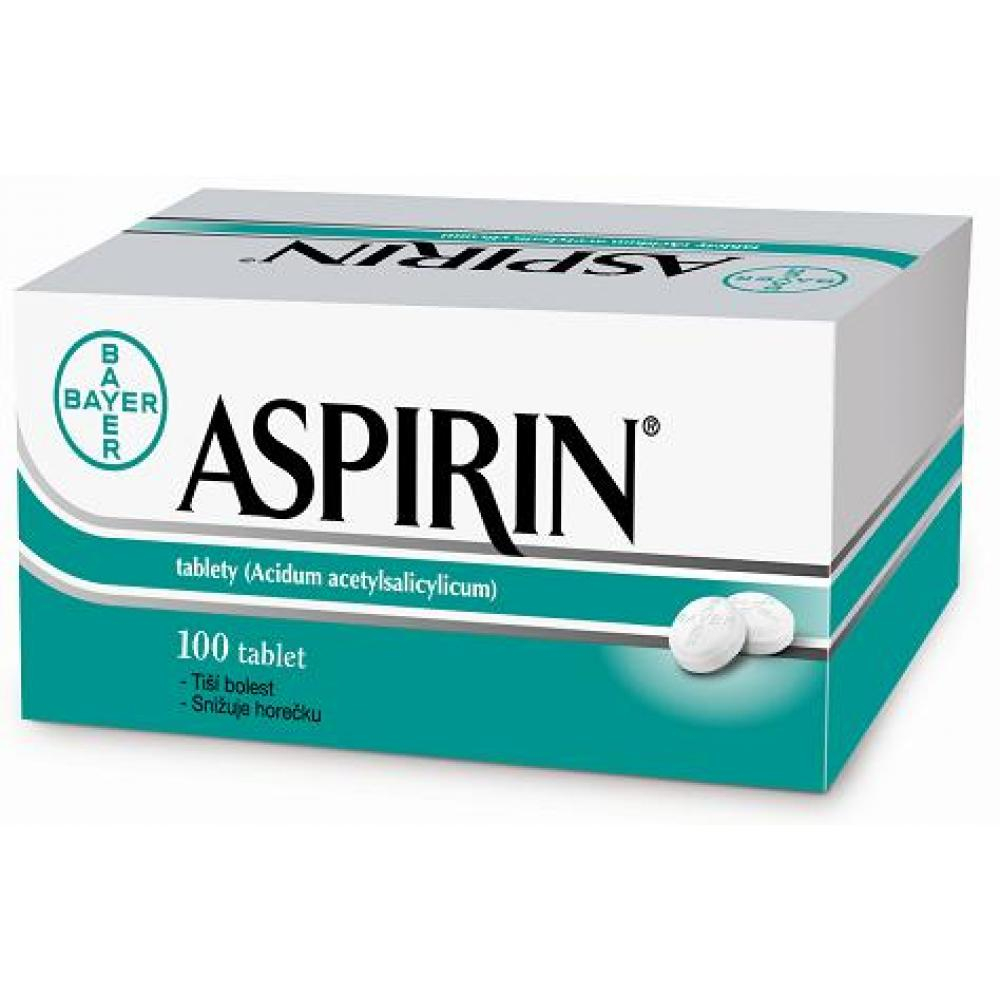 ASPIRIN 500 mg 100 tablet
