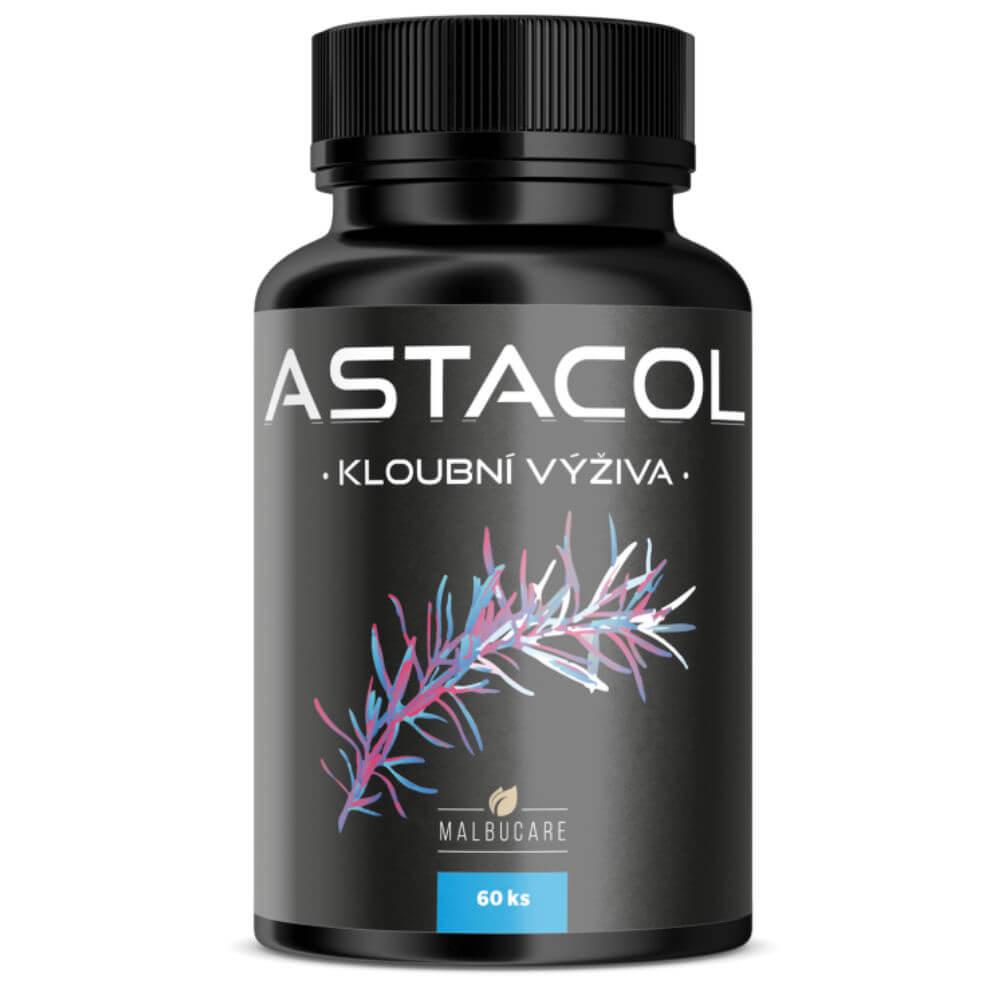 MALBUCARE Astacol kloubní výživa 60 kapslí