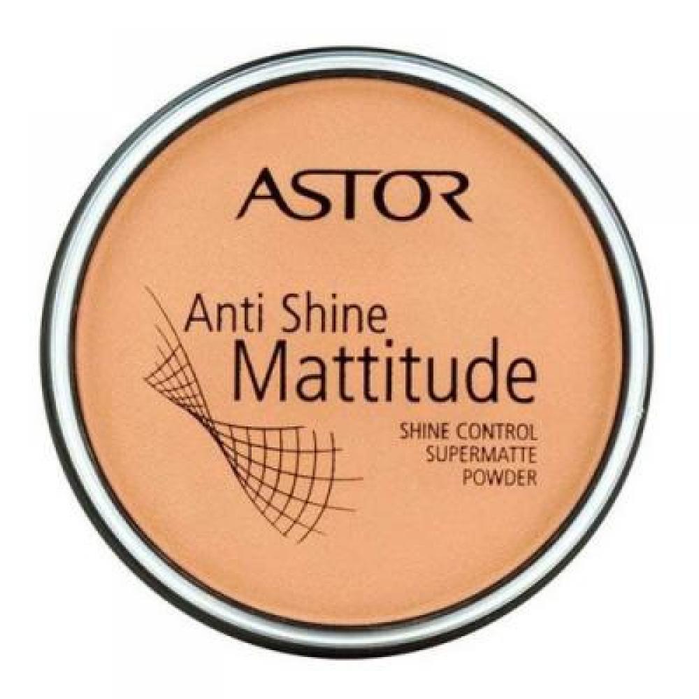 ASTOR Anti Shine Mattitude Powder 14 g 003