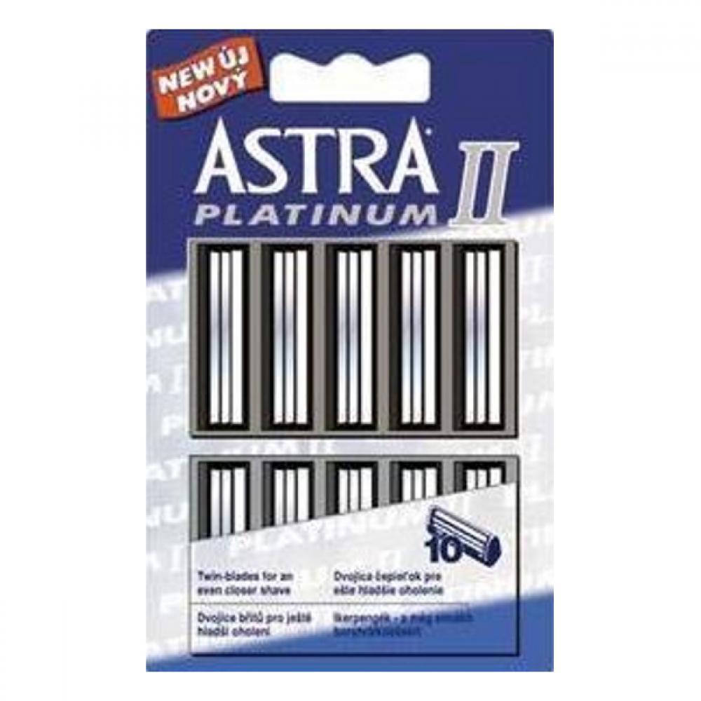Astra Platinum II 10 ks