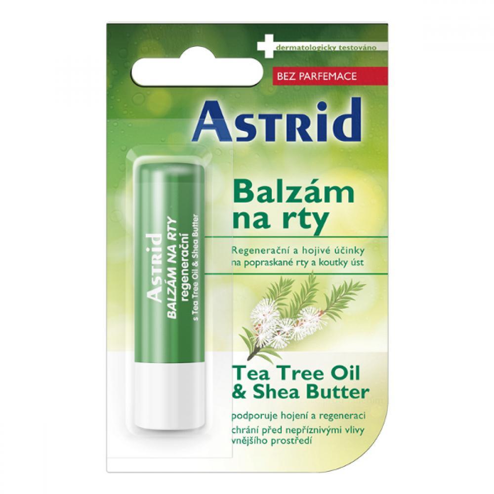 ASTRID Balzám na rty Tea Tree Oil 4,8 g
