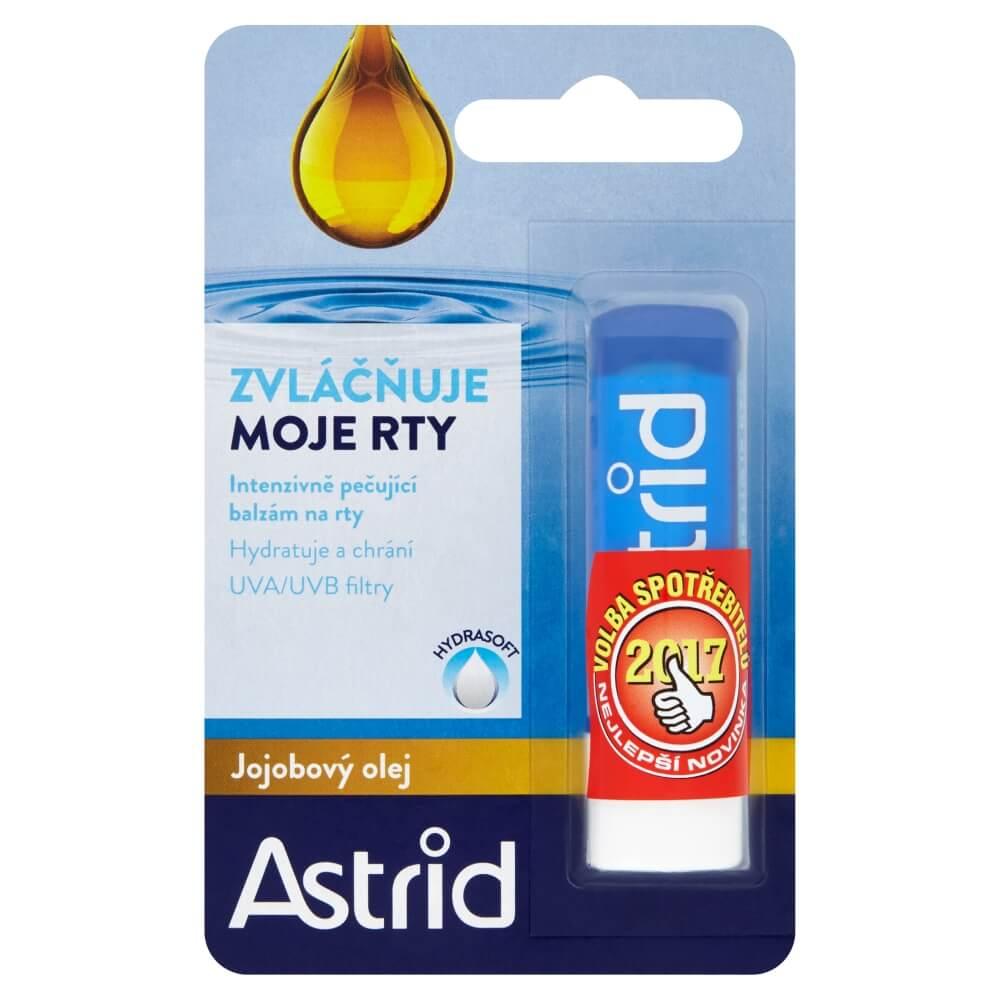 ASTRID Balzám na rty s jojobovým olejem 4,8 g