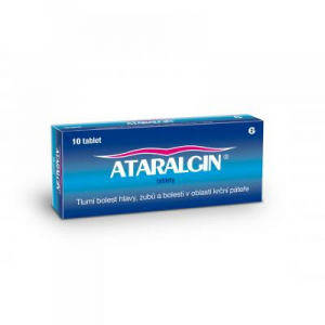 Ataralgin 10 tablet