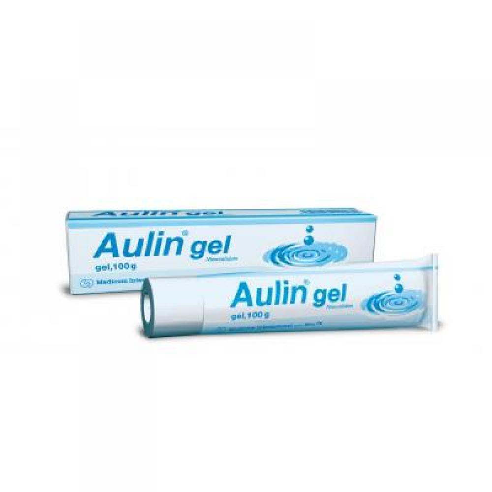 AULIN GEL 1X100 GM Gel