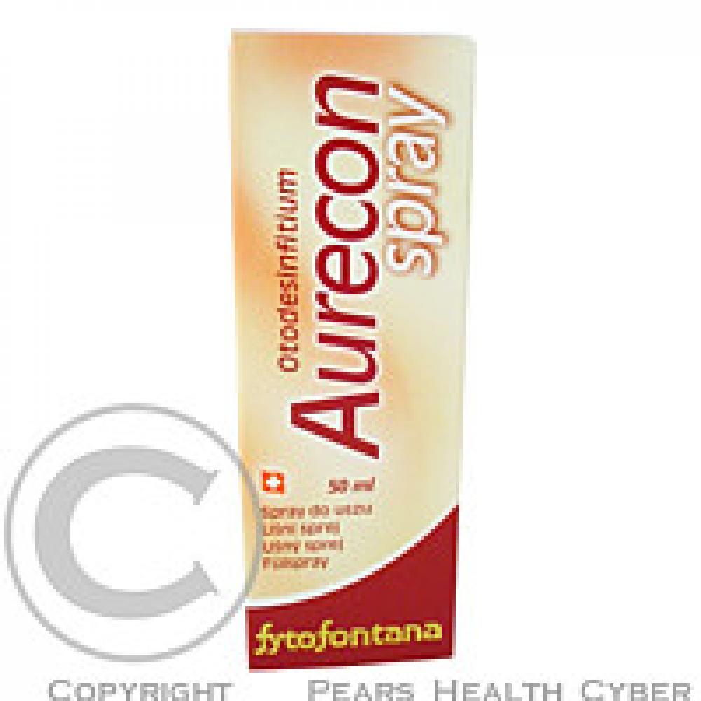 Aurecon ušní sprej 50 ml