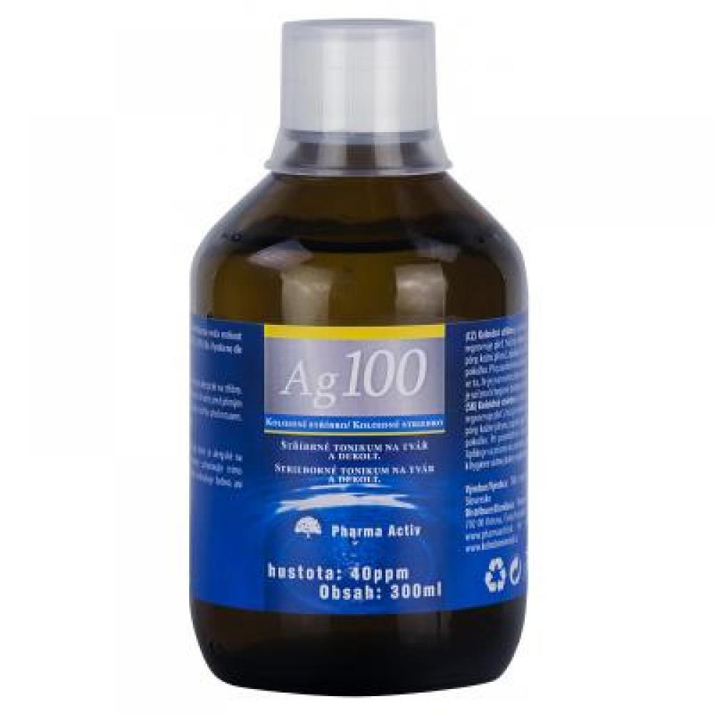 AURUM Koloidní stříbro Ag 100 40 ppm 300 ml