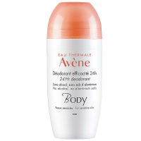 AVENE Roll-on deodorant 24h 50 ml