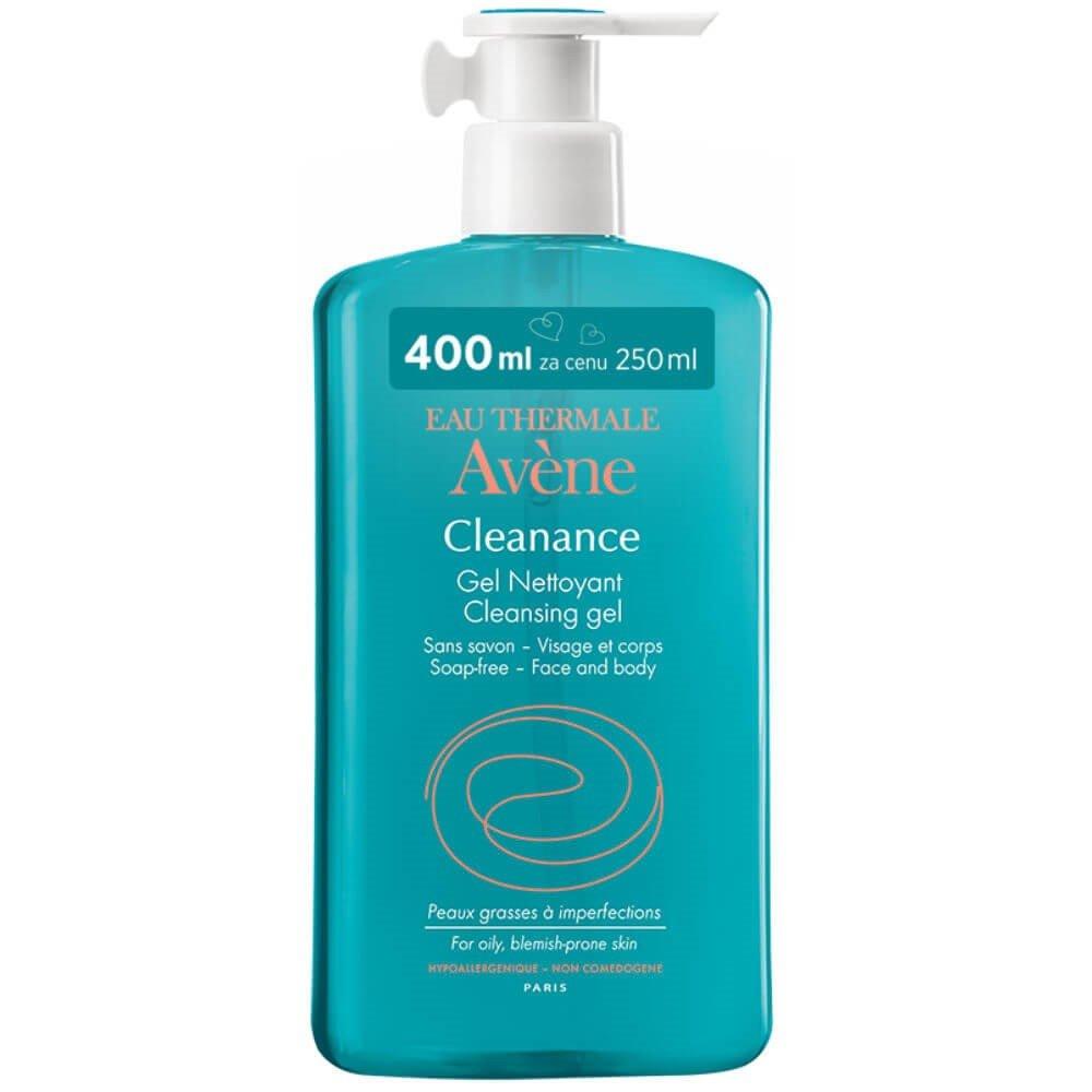 AVÉNE Cleanance Čisticí gel 400ml
