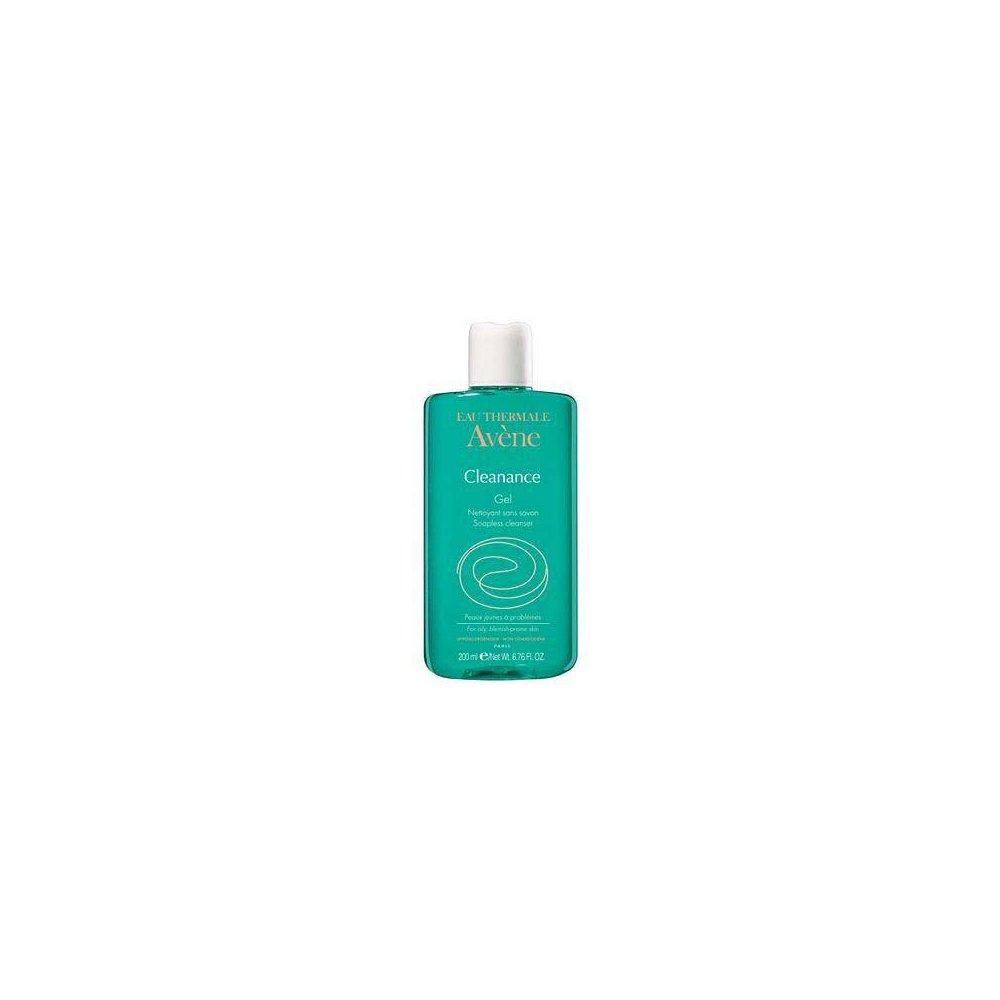 AVENE Cleanance gel - Čistící mycí gel bez mýdla 200 ml