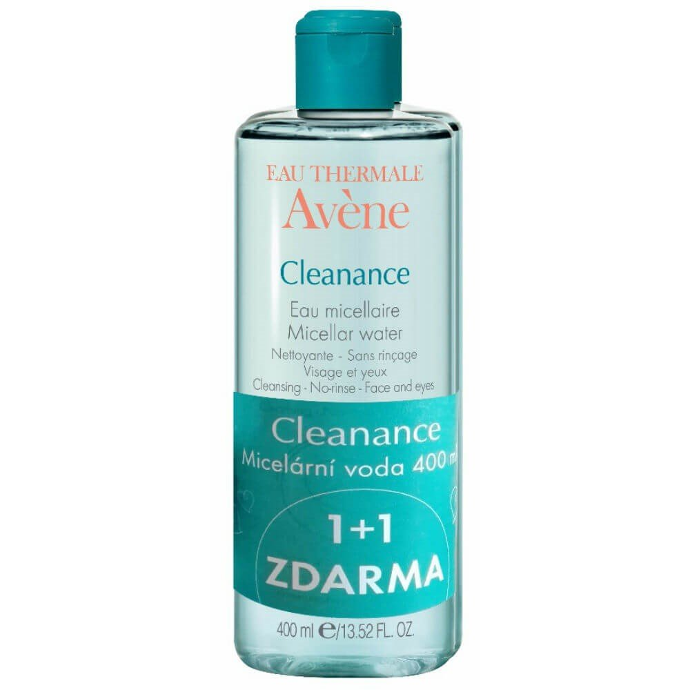 AVÉNE Cleanance Micelární voda 400 ml DUO