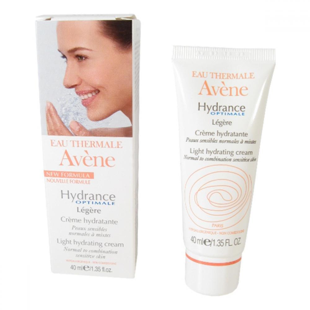 AVENE Hydrance optimale legere - Hydratační krém pro normální až smíšenou pleť 40 ml