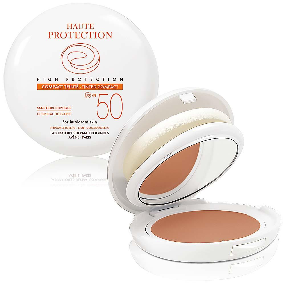 AVENE Kompaktní pudr SPF 50 - světlý odstín 10 g