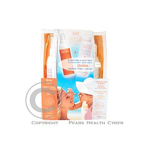 AVENE Spray SPF 20 200ml + Eau Thermale 150ml