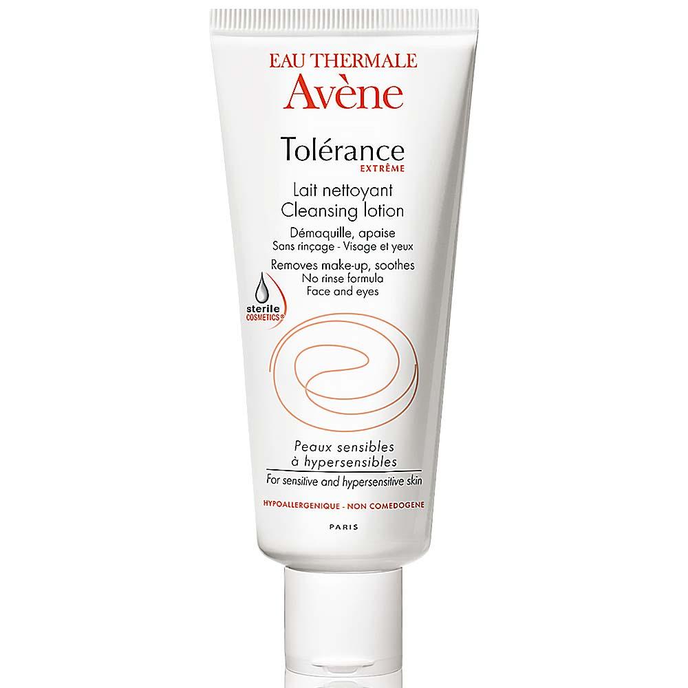 Avene Tolérance Extreme čisticí mléko pro citlivou a intolerantní pleť (Lait nettoyant) 200 ml