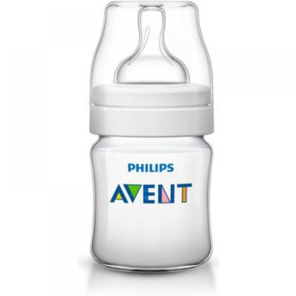 PHILIPS AVENT Kojenecká láhev Classic+ 125 ml 1 ks