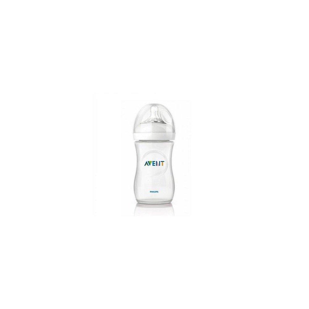 Philips Avent láhev Natural PP transparentní SCF693/17 260ml