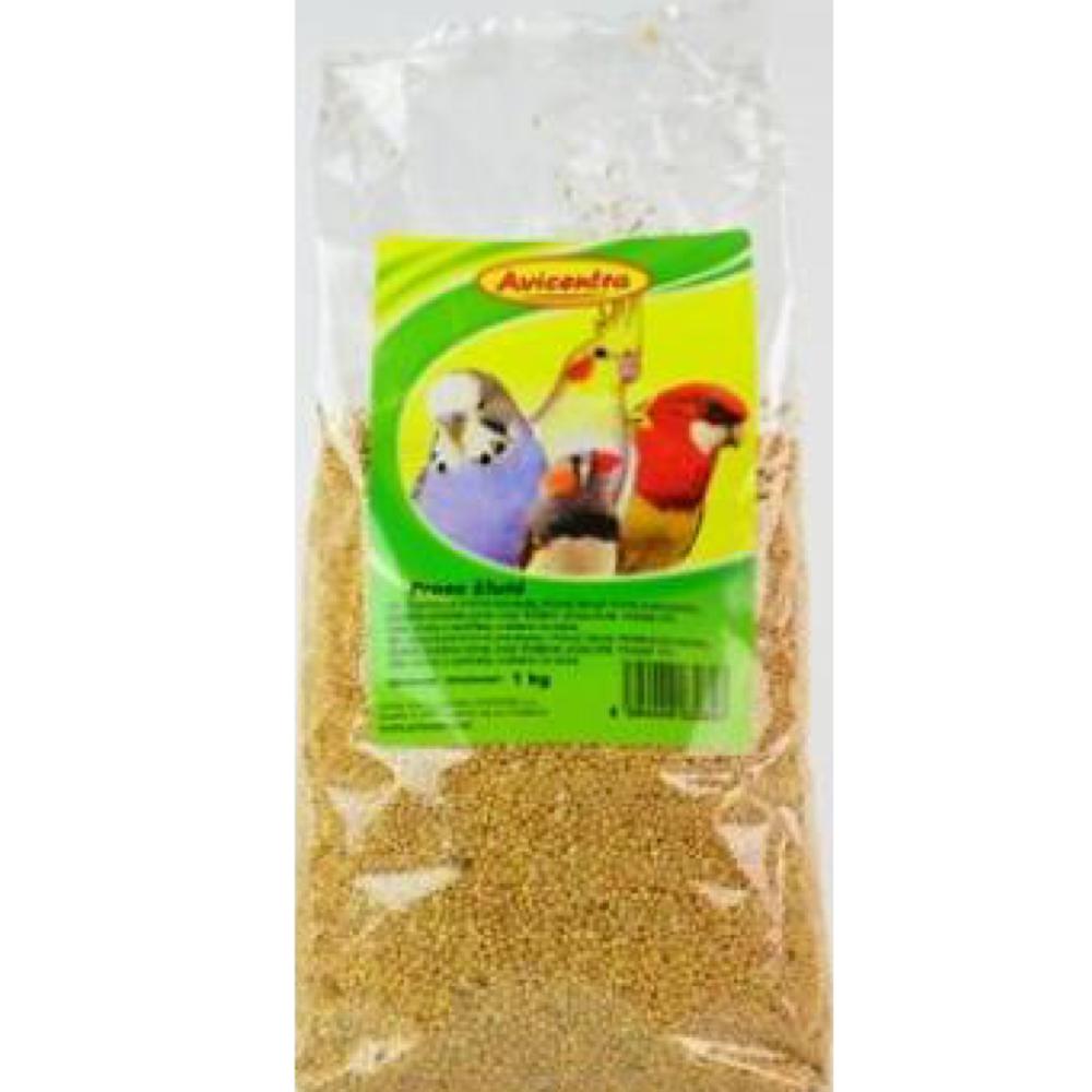 AVICENTRA Proso Žluté 1 kg